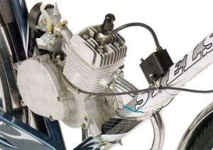 """Веломотор """"Комета"""", двухтактный двигатель и подвесные бензиновые двигатели"""
