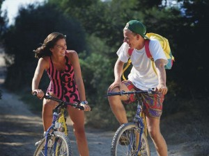 Велосипед как способ похудения, рекомендации к стилю езды