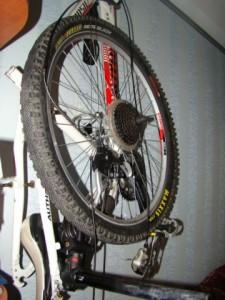 Виды консервации велосипеда на длительное время