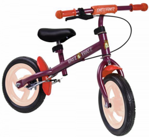 Происхождение и предназхначение - детский велокат