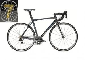 Рейтинг самых дорогих велосипедов мира: Trek Madone 7-Diamond