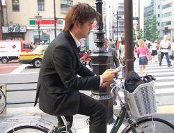 Езда на велосипеде на работу- польза и удобства