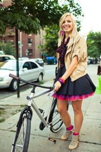 женский велосипед и его виды
