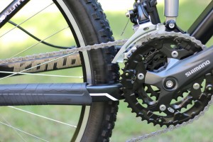 Из каких элементов состоит трасмиссия велосипеда?