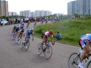 Жители Рублевки: теперь нужно пересаживаться на велосипеды