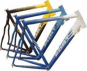 какие бывают рамы велосипедов?