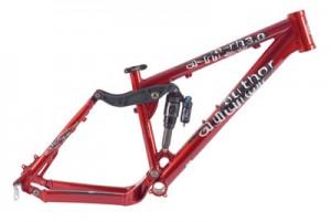 Рамы велосипедов из титана - одни из самых лучших рам!