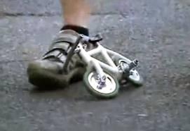 Самые-самые маленькие, большие, длинные и трехколесные велосипеды в мире