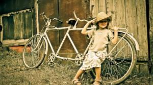 Велотандем- попробуйте, каково ездить в  упряжке