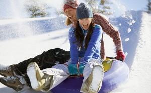 Санки ватрушки для самых ярких эмоций зимних развлечений