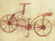 Велосипед Леонардо да Винчи построили в Киеве