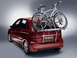 Перевозка велосипеда в автомобиле- как правильно крепить сзади